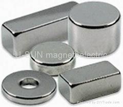 NdFeB Magnetic Ring