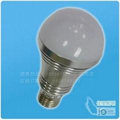 傳統E27燈頭新式LED球泡燈