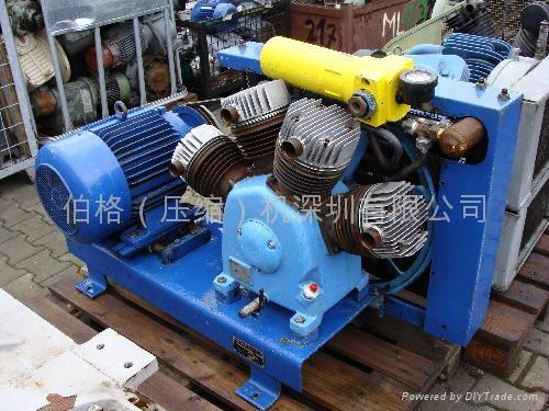 伯格空气压缩机 3
