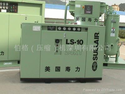寿力空压机 1