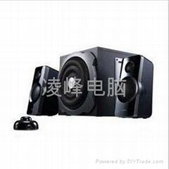 奮達品牌A511 電腦音箱