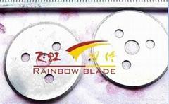 stainless steel round blade