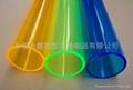 透明彩色PMMA管 1