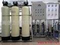 上海1.5吨桶装纯净水设备 1