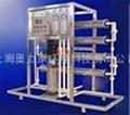 上海1.5吨桶装纯净水设备 2