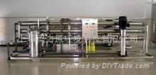 上海1.5噸桶裝純淨水設備 3