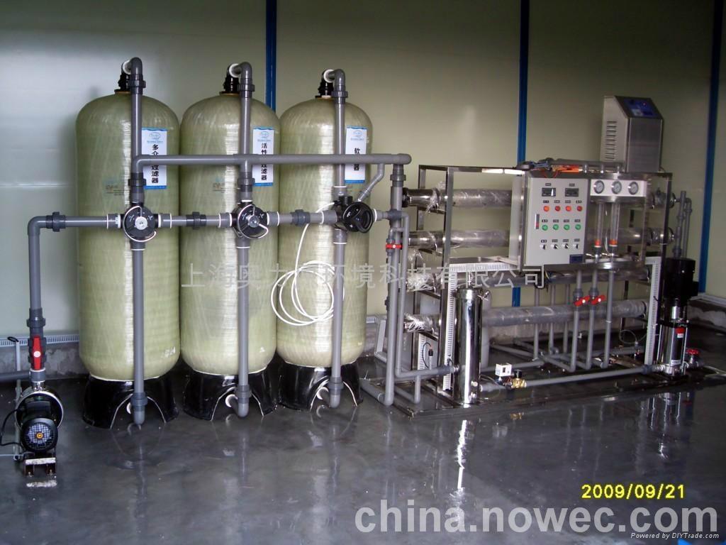 上海1.5吨桶装纯净水设备 5