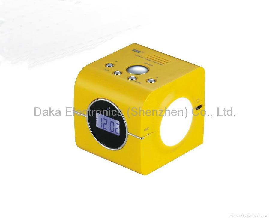 五合一立体声超低音USB迷你音箱 2
