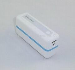 Portable Power Bank 2500