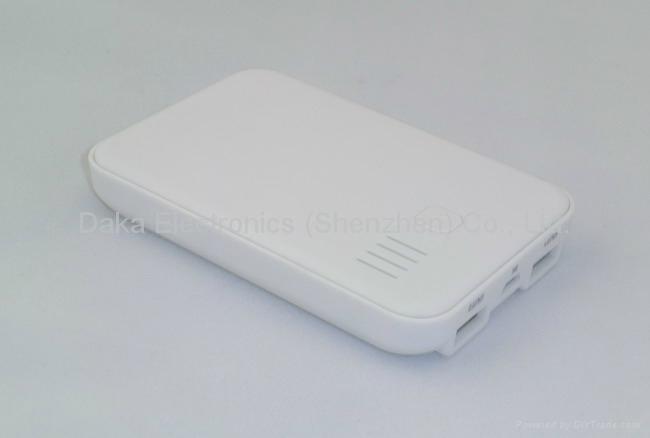 Portable Power Bank 4000mAH  1