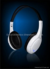 立體聲插卡耳機帶藍牙功能