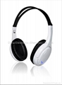 2015 New 3 in 1 Stereo Wireless Headphone with FM radio HB-500