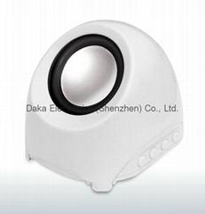 2015 New Mini Wireless Stereo Speakers with FM radio