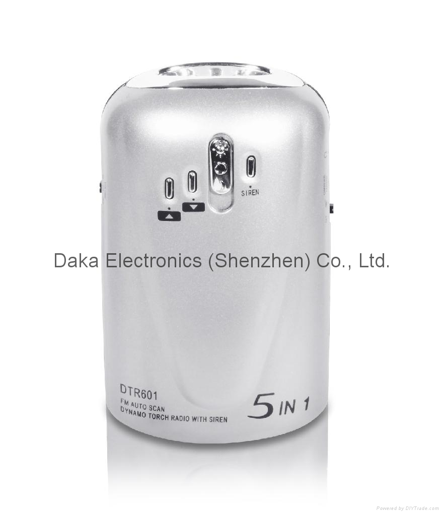 多功能LED手電筒 1