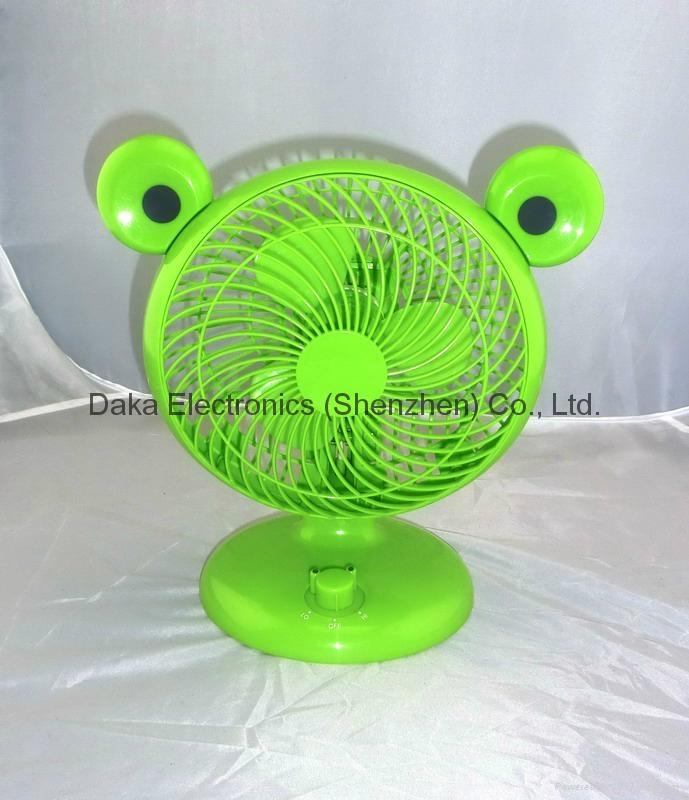Animal Fan-Frog 1