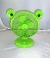Animal Fan-Frog