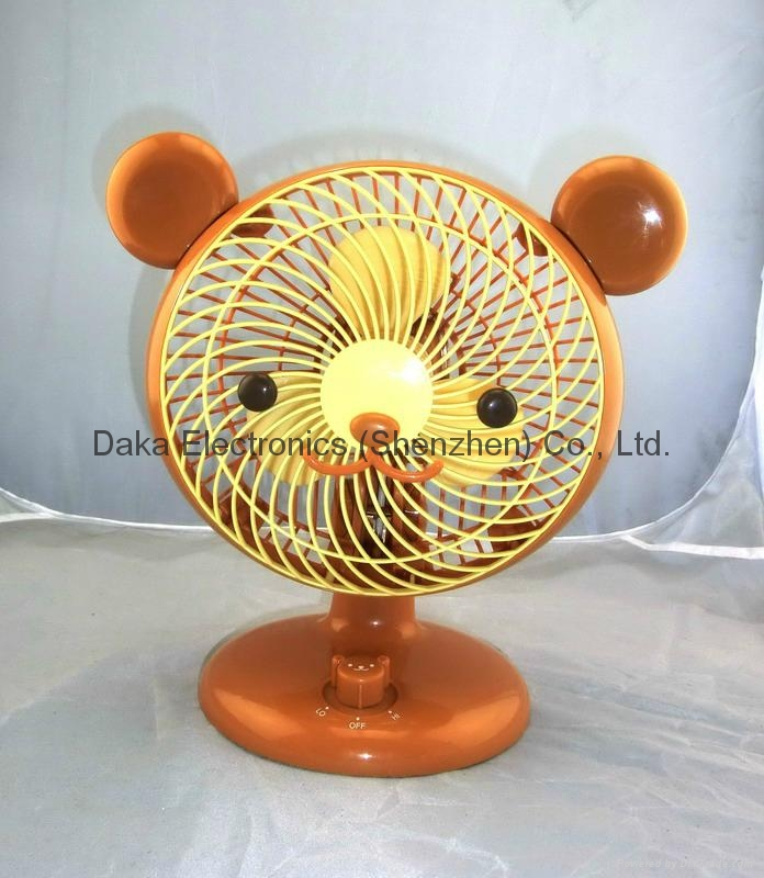 Animal Fan-Bear 1