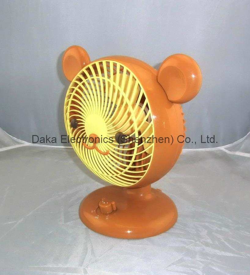 Animal Fan-Bear 2