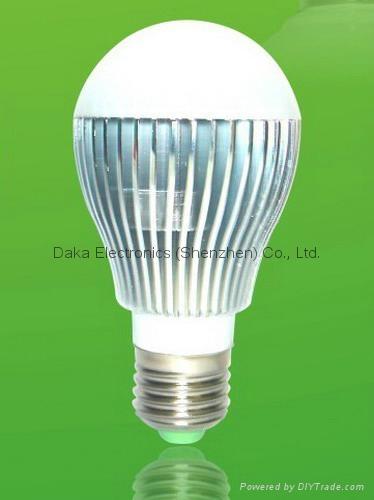 7W LED Light Bulb