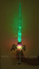 Flash Spinning Sword
