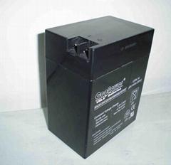 6V 14AH电动车电池