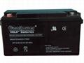12V 65Ah battery