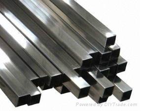 佛山304不鏽鋼方鋼,304不鏽鋼方棒,進口304不鏽鋼材 2