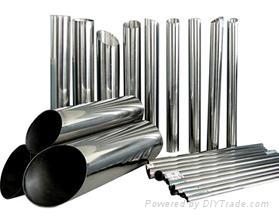 上海304L不锈钢管,316不锈钢装饰管,304L不锈钢无缝 1
