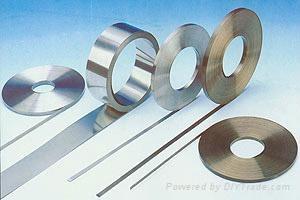 辽宁304L不锈钢带,304冷轧不锈钢带,316精密不锈钢带 3