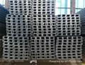 上海304L不锈钢槽钢,316L不锈钢槽钢,热轧不锈钢槽钢 2