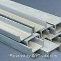 上海304L不锈钢槽钢,316L不锈钢槽钢,热轧不锈钢槽钢 5