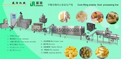膨化玉米食品加工設備