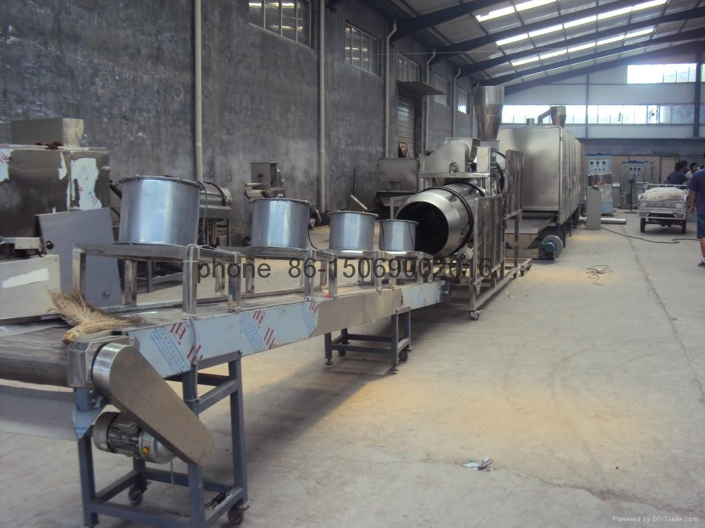 Food And Beverage Processing Machinery Market