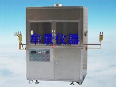 负载条件下矿用电缆燃烧试验机