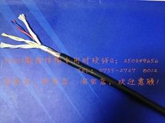 2對RS485工控信號專用傳輸線