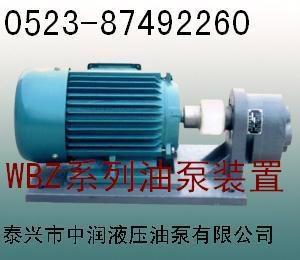 WBZ型卧式齿轮泵电机装置 1