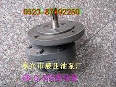CB-2.5滾絲機油泵