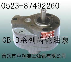 WBZ型卧式齿轮泵电机装置 4
