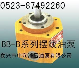 WBZ型卧式齿轮泵电机装置 5