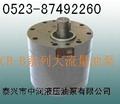 LBZ型立式齒輪泵電機裝置 5