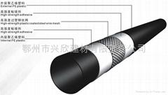 PSP鋼絲網骨架塑料復合管