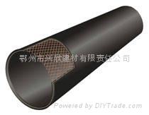 唐山鋼絲網骨架聚乙烯復合管