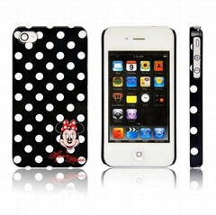 Silicone Case for iPhone 4S