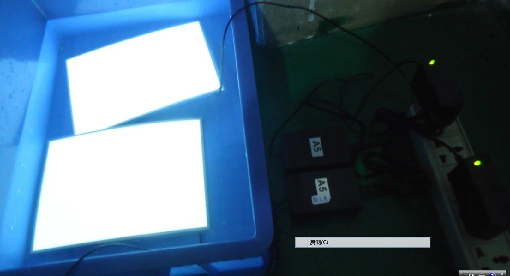 EL冷光片,發光片 5