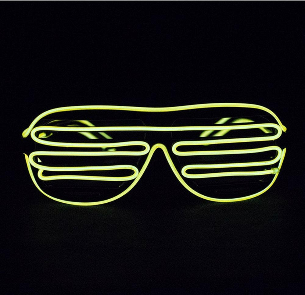 el 发光眼镜 4