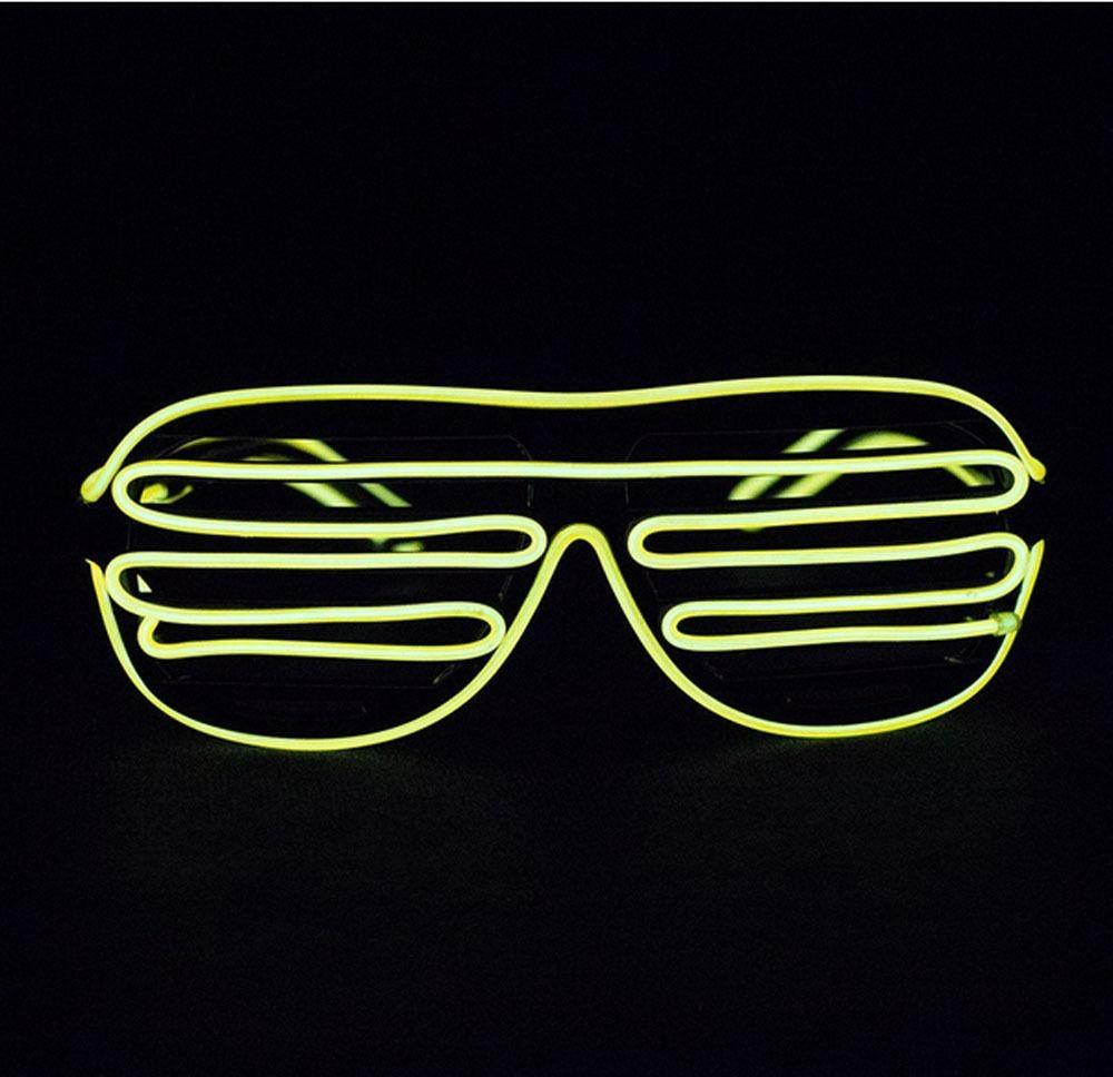 el 發光眼鏡 4