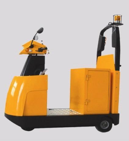 EV1500 Electric tow truck 1