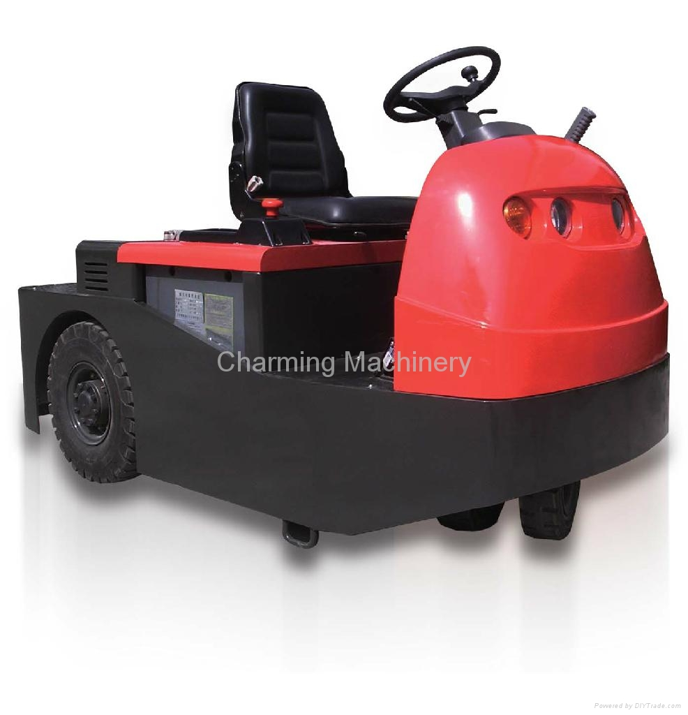 TG60 Electric Tow Tractor 1