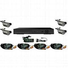 DVR camera kit