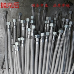 螺母連接金屬軟管